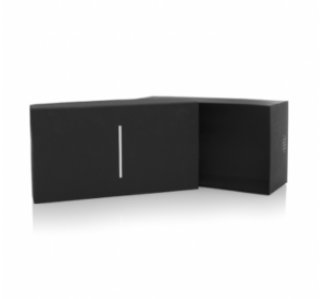 Black Distachable Led Box With Custom Printing