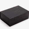 Black With Printed Box