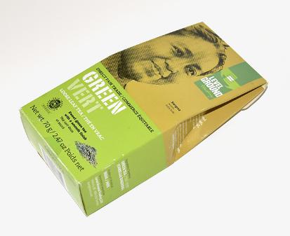 Customise Trangle Shape Box