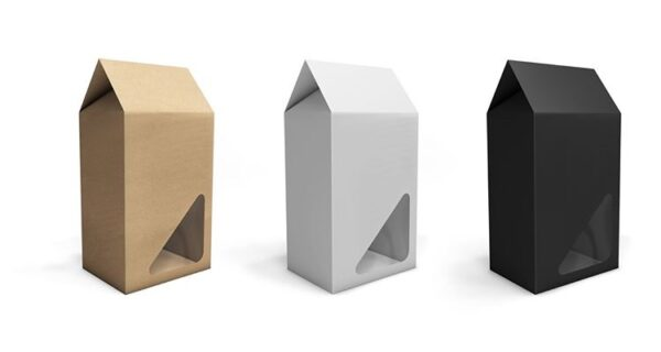 Customise Trangle Shape Box