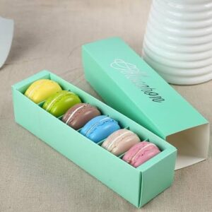 Drawer Style Paper Box For Macarons