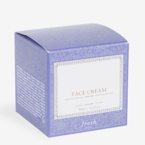 Face Cream Box