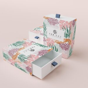 Multi Printed Box