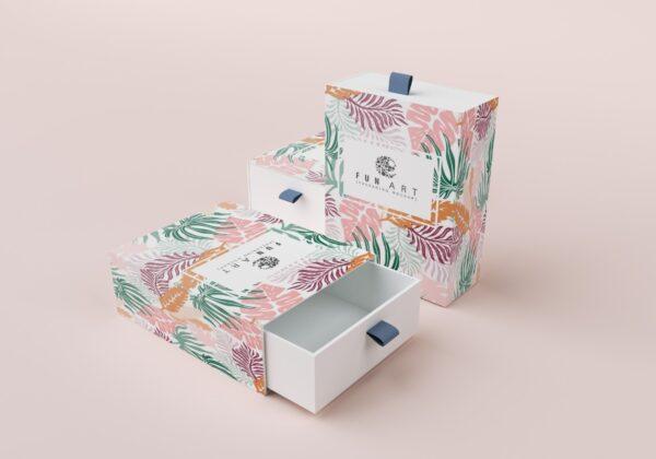 Multi Printed Box