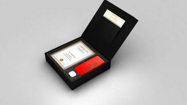 Mutli Product with Message Packet Box