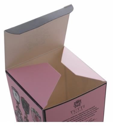 Top Opening Printed Cosmetic Printed Box