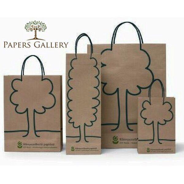 Customise Kraft Carry Bag