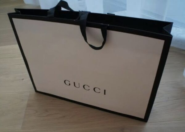 Luxury Carry Bag. Ref - Gucci