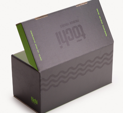 Printed Shoe box